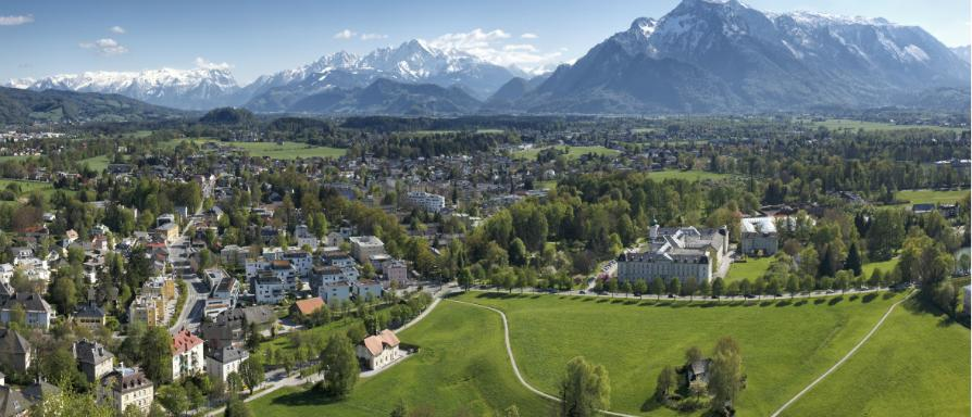 Hotels Salzburger Land