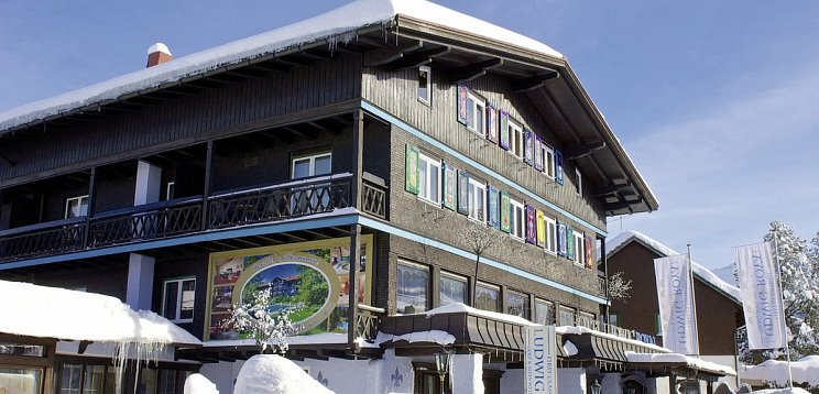 Hotel Ludwig Royal Golf & Alpin Wellness Resort