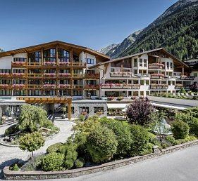 Das Central - Alpine. Luxury. Life