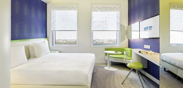Park Inn by Radisson Amsterdam City West