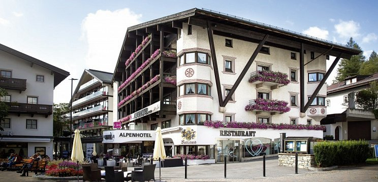Alpenhotel...fall in love