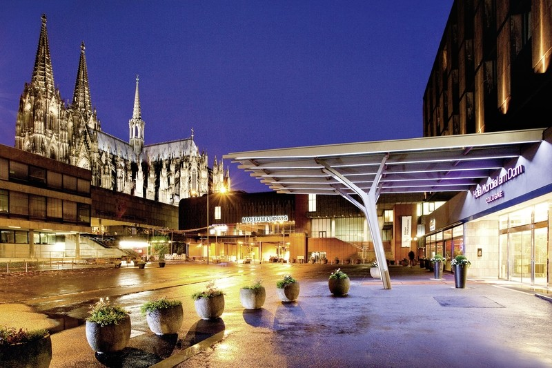 Mondial am Dom Cologne MGallery by Sofitel