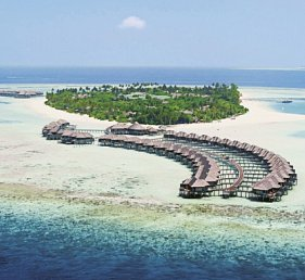 The Sun Siyam Iru Fushi Beach & Spa (ehemals Hilton)