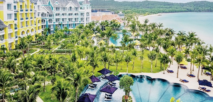 JW Marriot Phu Quoc Emeralds Bay Resort & Spa