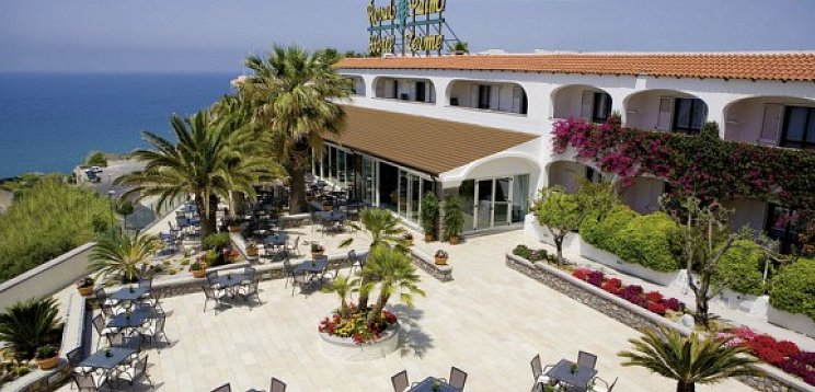 Hotel Terme Royal Palm Ischia Bewertung