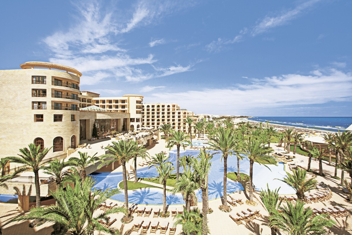 Moevenpick Resort & Marine Spa Sousse