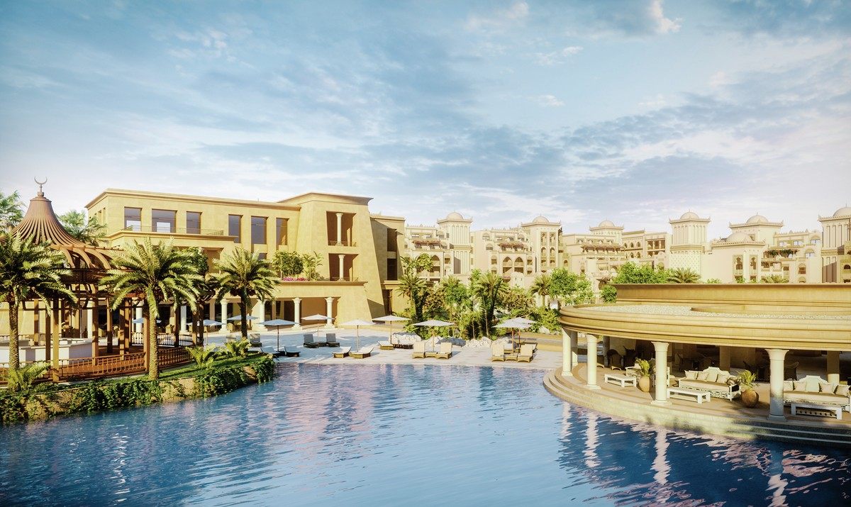 Grand Bay Resort Sahl Hasheesh