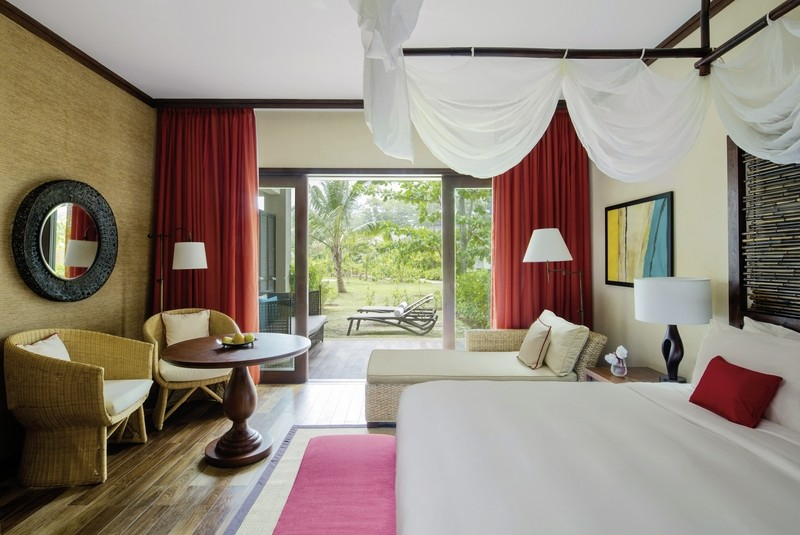 The H Resort Beau Vallon Beach