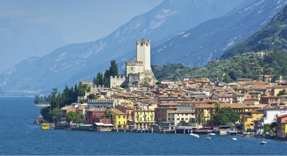 Best Hotels In Garda Lake Garda